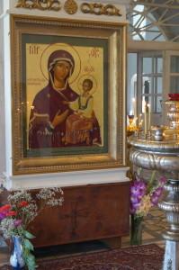 Макариевская икона Божией Матери